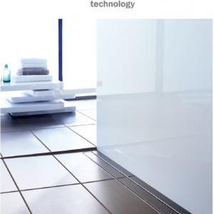 View Photo: Tece Drainline Tile Insert Floor Grate