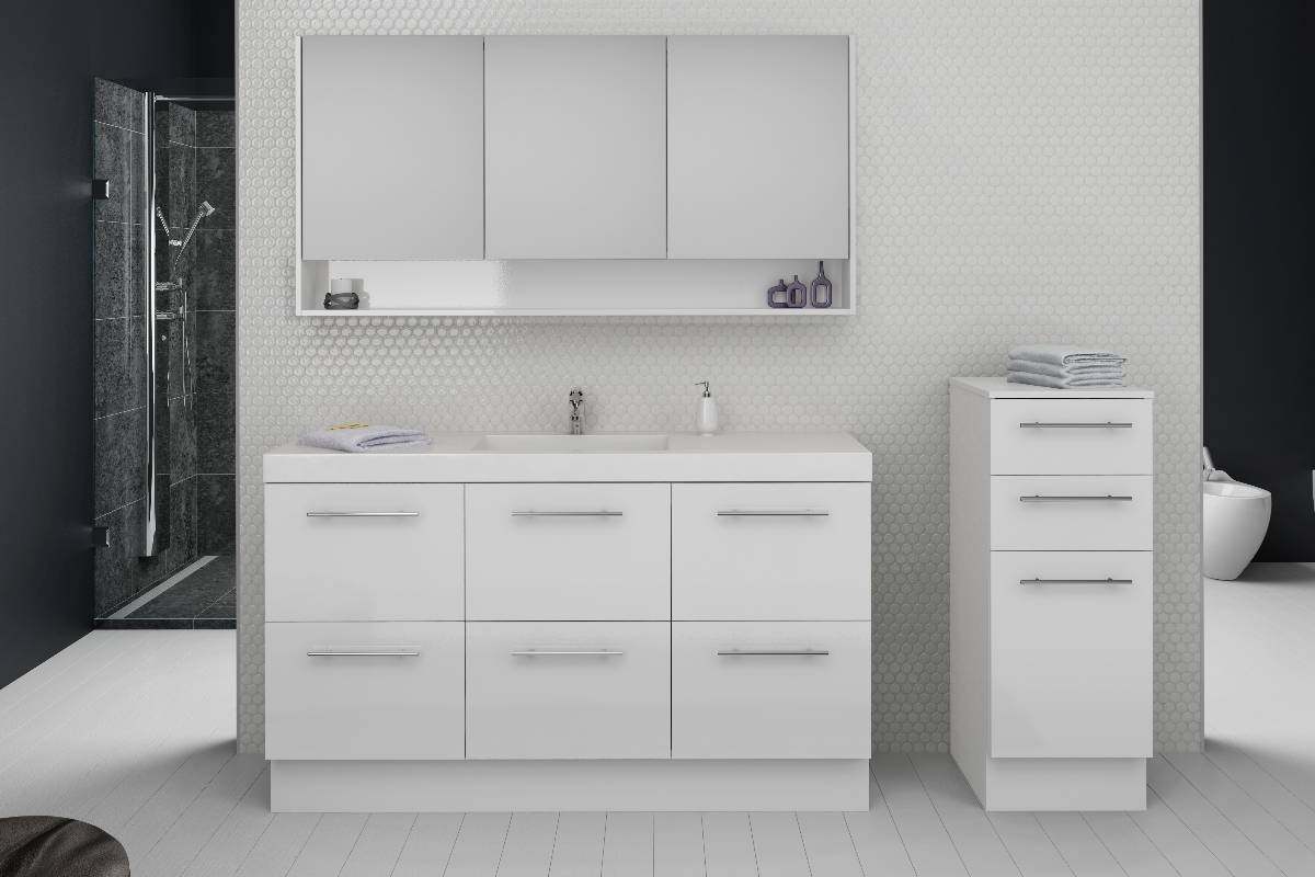 View Photo: Timberline Sanremo Mirror Shaving Cabinet