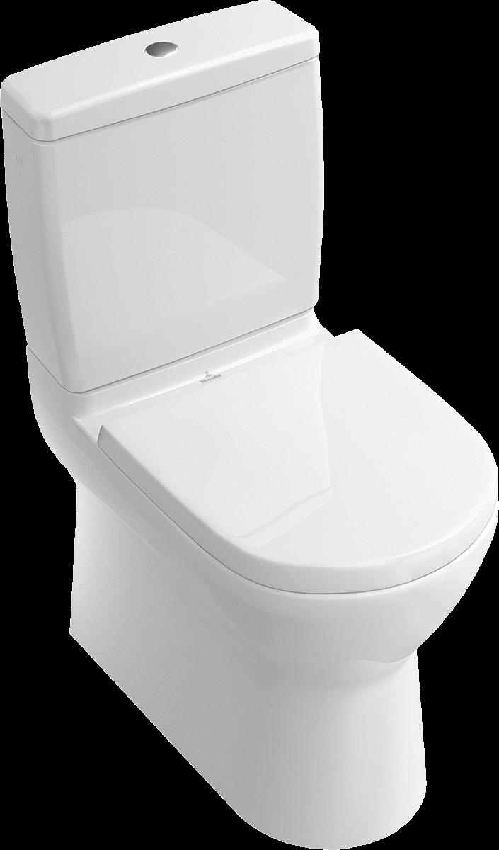 Caroma Urbane Btw Toilet Suite Photo Tuck Plumbing Fixtures Perth Wa