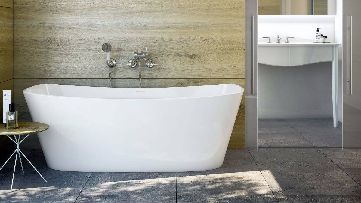 Victoria Albert Trivento Bath Photo Tuck Plumbing