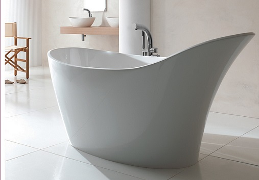 Victoria and Albert Amalfi Modern Freestanding Bath