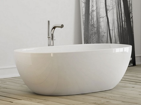 View Photo: Victoria and Albert Barcelona Modern Freestanding Bath