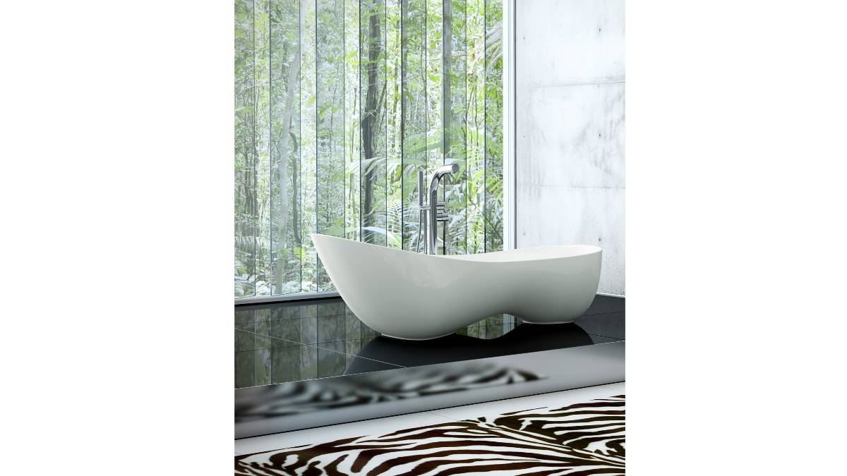 View Photo: Victoria and Albert Cabrits Modern Freestanding Bath