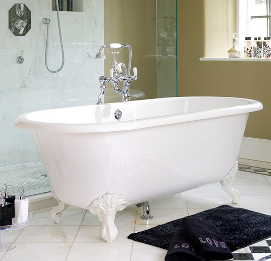 View Photo: Victoria and Albert Cheshire Traditional Freestanding Bath