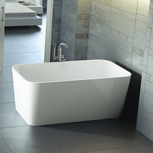 View Photo: Victoria and Albert Edge Modern Freestanding Bath