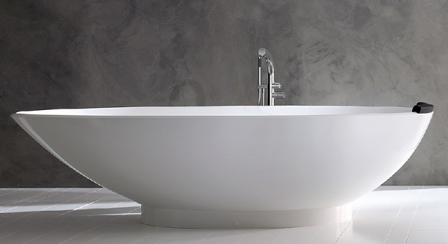 View Photo: Victoria and Albert Napoli Modern Freestanding Bath