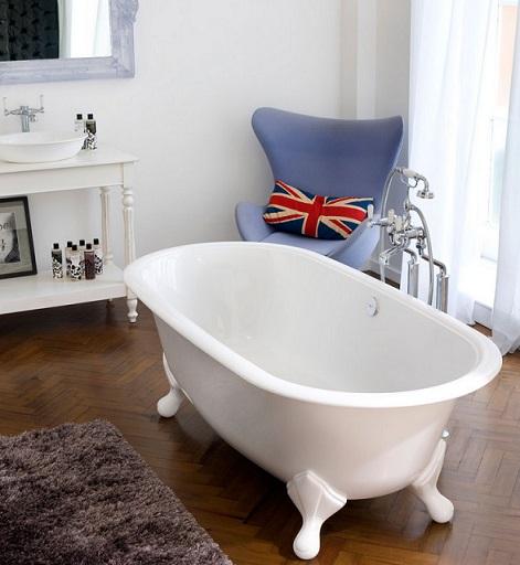 Victoria and Albert Radford Traditional Freestanding Bath