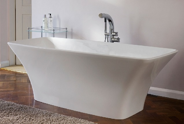 View Photo: Victoria and Albert Ravello Modern Freestanding Bath