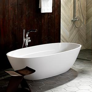 View Photo: Victoria and Albert Terrassa Modern Freestanding Bath