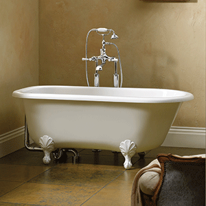 View Photo: Victoria and Albert Wessex Traditional Freestanding Bath