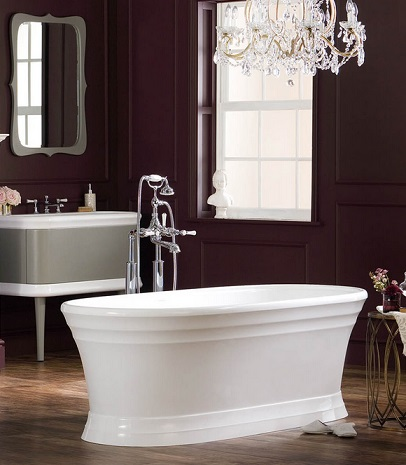 View Photo: Victoria and Albert Worcester Traditional Freestanding Bath