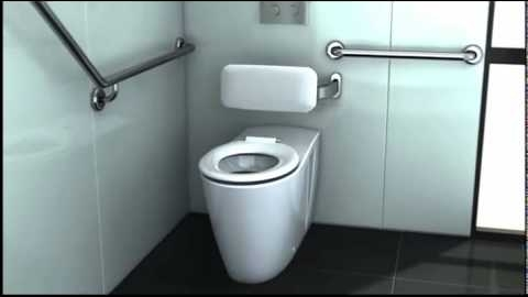 Watch Video : Caroma Care AS1428.1 Compliant Bathroom Products
