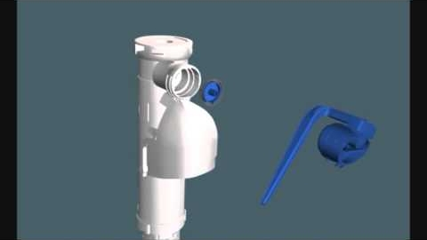 Watch Video: Geberit FORS inlet valve service