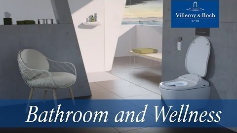 Watch Video: Villeroy & Boch ViClean-L - Inspired by Nature