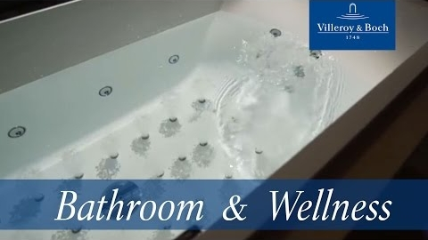 Watch Video: Villeroy & Boch Whirlpools