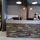 View Photo: Design Centre's front desk