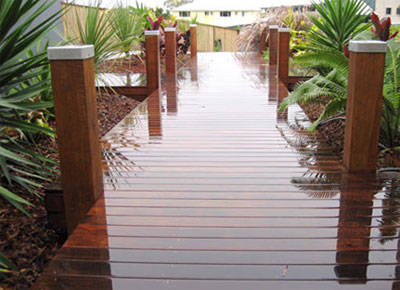 Boardwalk Decking Design