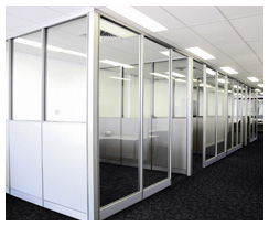 View Photo: Full Height Demountable Partitions