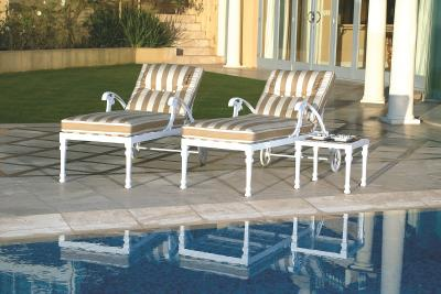 View Photo: Pool and sun lounges