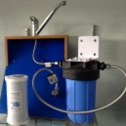 View Photo: High Flow In-line Undersink Filter