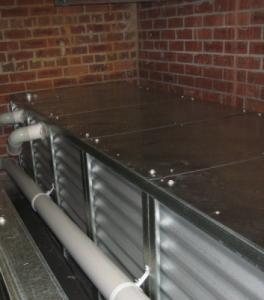 View Photo: Steel Slimline Tanks Installed under Central Coast Home