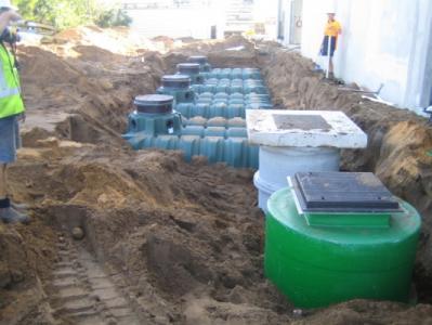 View Photo: Underground Water Tank Multi Install 2