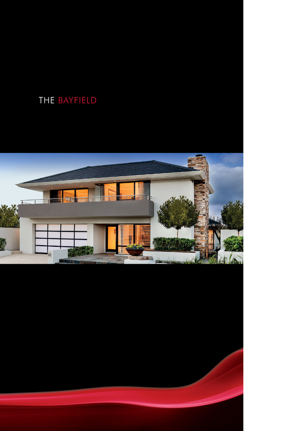 View Brochure: The Bayfield