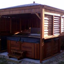 View Photo: Large Gazebo with Blinds