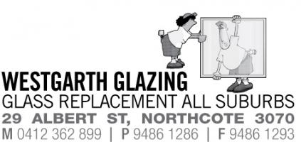 Westgarth Glazing