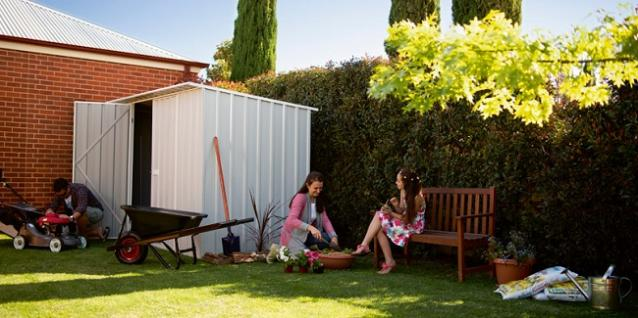 Read Article: Backyard Storage: From Garden Sheds to Fine Living