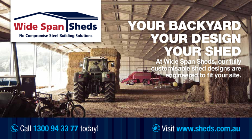 View Brochure: Wide Span Sheds SE Catalogue