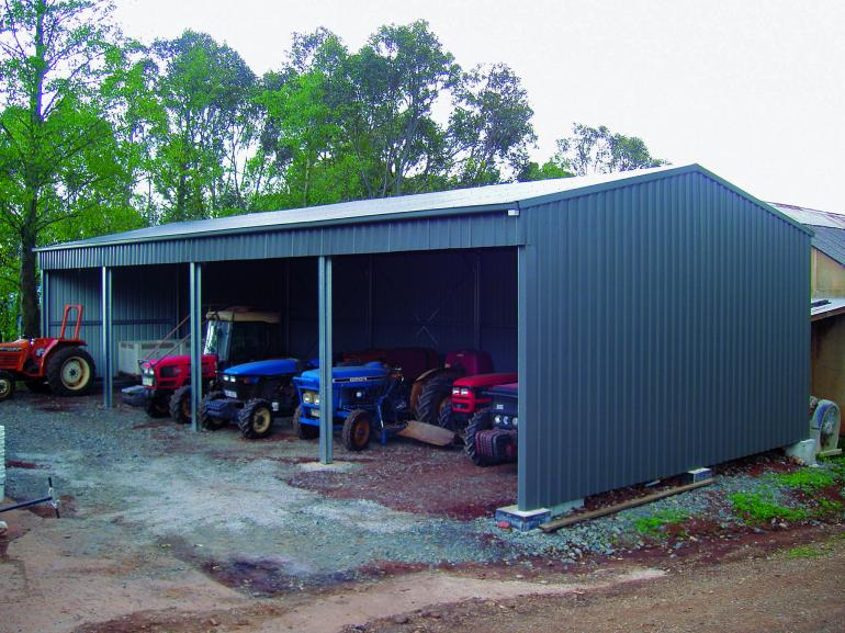 View Photo: Rural Machinery Shed