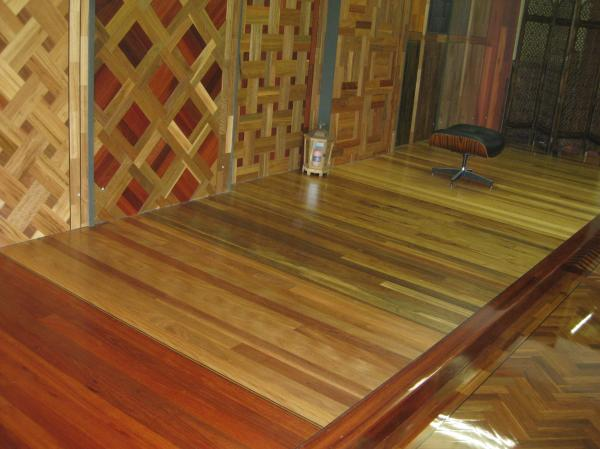 View Photo: Parquetry and strip flooring