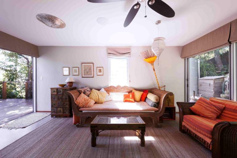 View Photo: Avalon renovation lounge
