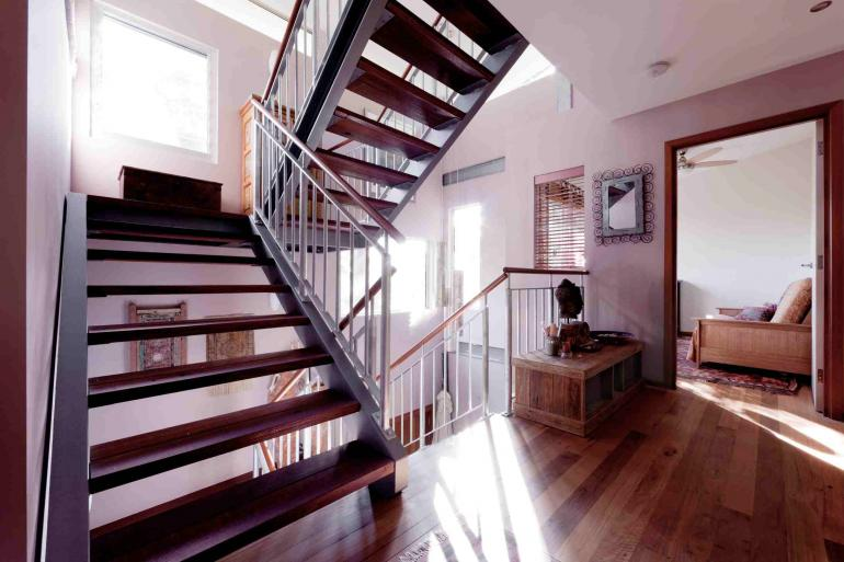 Avalon renovation stairs