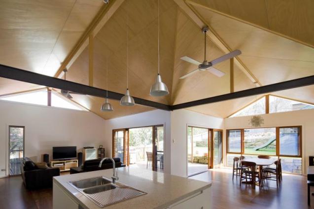 View Photo: Freshwater renovation internal view