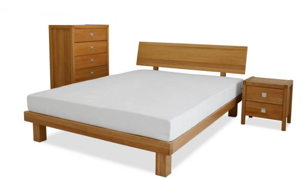View Photo: Solid Pacific Oak Bedroom Furniture