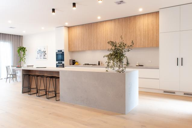 Kitchen Renovation in the heart of Malvern East