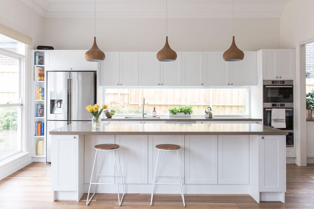 View Photo: Bright, open Kitchen