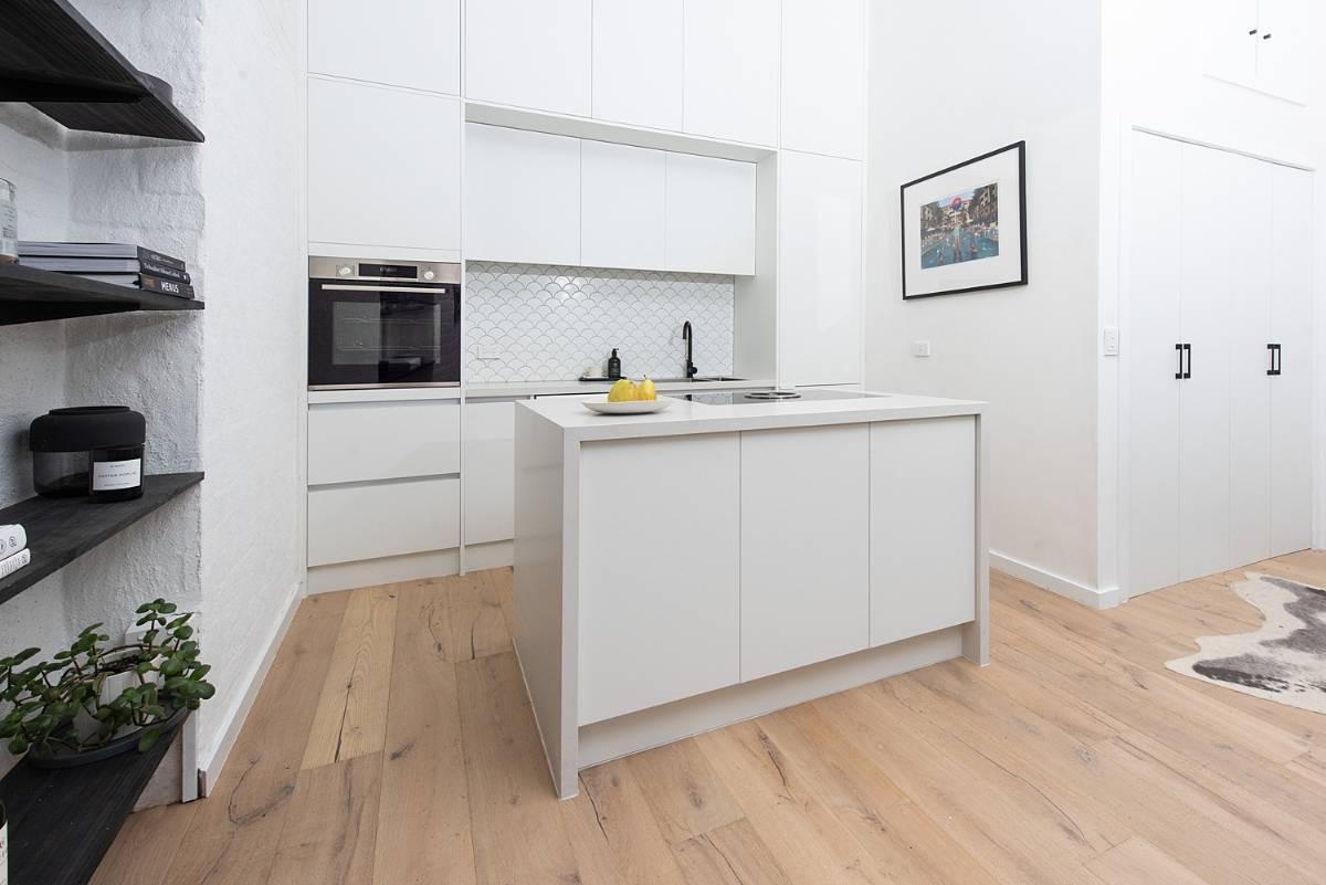 View Photo: Flinders Street, Melbourne Kitchen Renovation