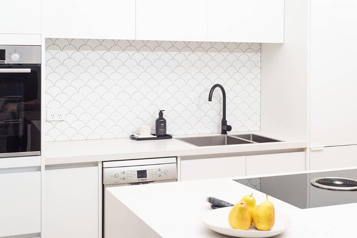 View Photo: Melbourne Apartment kitchen renovation