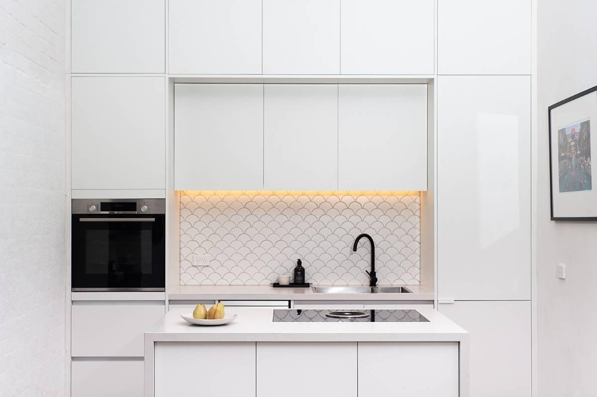 View Photo: Melbourne CBD Apartment Kitchen Renovation