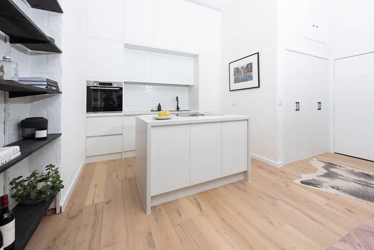 View Photo: Melbourne CBD Kitchen Renovation