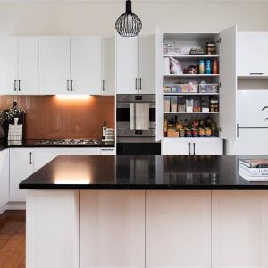 View Photo: So much storage in this Hampton style kitchen