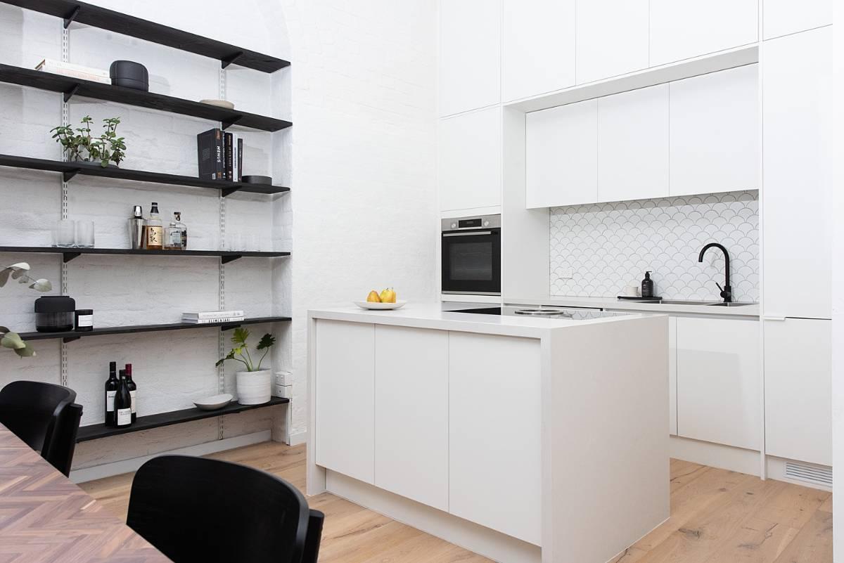 View Photo: Stunning Melbourne CBD Apartment Kitchen Renovation