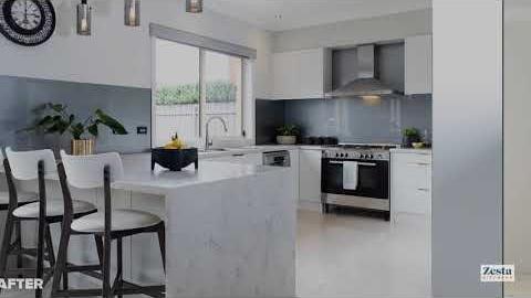 Watch Video: Another stunning Zesta Kitchens transformation